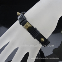 Горячий кожаный браслет типа продажи BGL-045