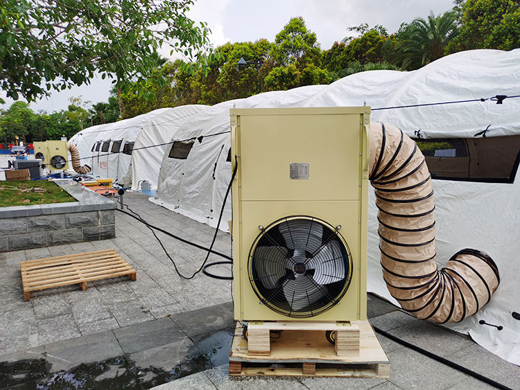 Portable Air Conditioner for Camping Tents