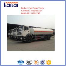 Camión cisterna de combustible Beiben para camión cisterna Beiben 6X4