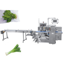automatic onion fresh vegetable bag wrapping machine