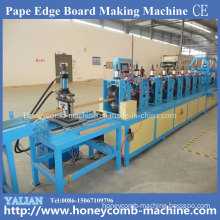 2014 Best Seller Paper Edge Protector Production Line with Punching Function