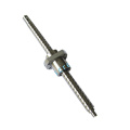 Large ball screw for linear motion systemss
