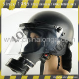 High Anti-Riot and Gas Mask Control Helmet, Police Helmet, Riot Helmet (FBK-109)