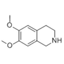 Name: Isoquinoline,1,2,3,4-tetrahydro-6,7-dimethoxy- CAS 1745-07-9
