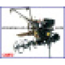Cp1050 6лошадиная сила 4.4 KW Дизель Тиллер два колеса румпель мини культиватор мотокультиватор фермы румпель роторный культиватор бензин румпель силы