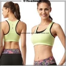 2016 Novo Style Sports Bra Bra Yoga Bra Bra Bra Tops Activewear para as Mulheres