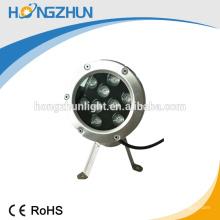 Meilleur prix Chine manufaturer rgb led lampe sous-marine de piscine IP68 pfo.95 CE CE approuvé