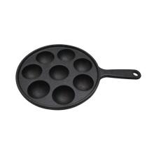 7 Löcher Gusseisen Kuchenform / Pfanne