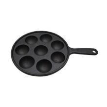 7 Holes Cast Iron Cake Mould/Pan