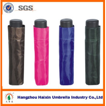 3 Folding Mini Logo Umbrella Cheap