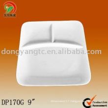 9 Inch ceramic dinnerware plate