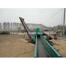 Chapa madera de máquina cortadora de madera astillado máquina