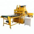 FL5-10 máquina de ladrillo de suelo de enclavamiento hidráulico