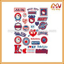 different kinds of baggage sticker, product for sticker design