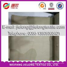 alta qualidade 200gsm até Twill T / C camuflagem impresso estoque de tecido para vestuário