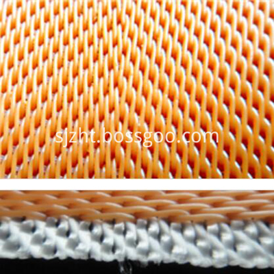 Desulfurization filter belts