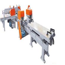 El corte del borde de la madera contrachapada cortó la máquina