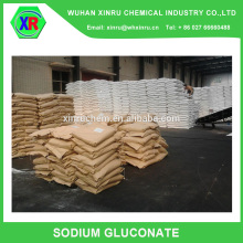 SODIUM GLUCONATE 99%/Water Treatment Additive/Cement Retarder gluconic acid