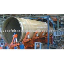 GRP FRP Pipes And Fittings