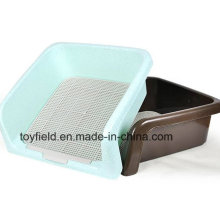 Dog Potty Training Tray Portable Pet Toilet