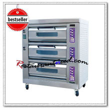 K637 3 Layers Electric Micro Computer Pizza Oven
