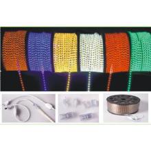 SMD505050 3528 300led tira de 220V LED para exterior con CE Rohs