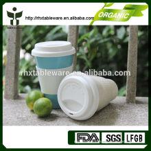 100% natural bamboo mug