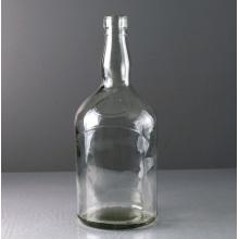 3000ml Transparent Glass Whisky Bottle