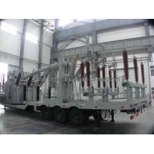 Mobile Transformator-Umspannwerk / bewegliche Kraftstation / Power Substation