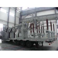 Subestación de Transformadores Móviles / Subestación de Potencia Móvil / Subestación de Potencia