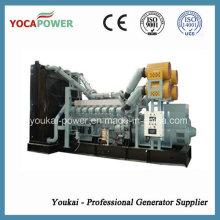 Электрический генератор Mitsubishi 4-тактный Enigne 1100kw / 1375kVA