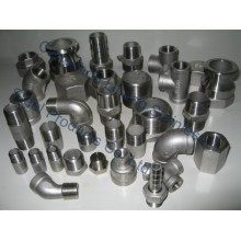 """1"""" Stainless Steel 316 DIN2999 Hex Nut"""