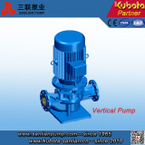 Vertical Pipeline Centrifugal Pump for Clean Water (ASP2090)