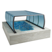 Couverture automatique de piscine