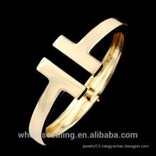 2015 best selling jewelry gold jewelry 316l stainless steel bracelet infinity bracelets