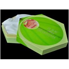 Customized Creative Gift Box, Cosmetics&Tea Paper Box with Lid