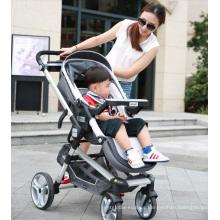 Cochecito de bebé estilo americano G610 con la bandeja delantera