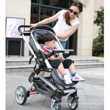 Детская прогулочная коляска G610 с фронтальным лотком