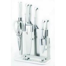 8ps kitchen knives set