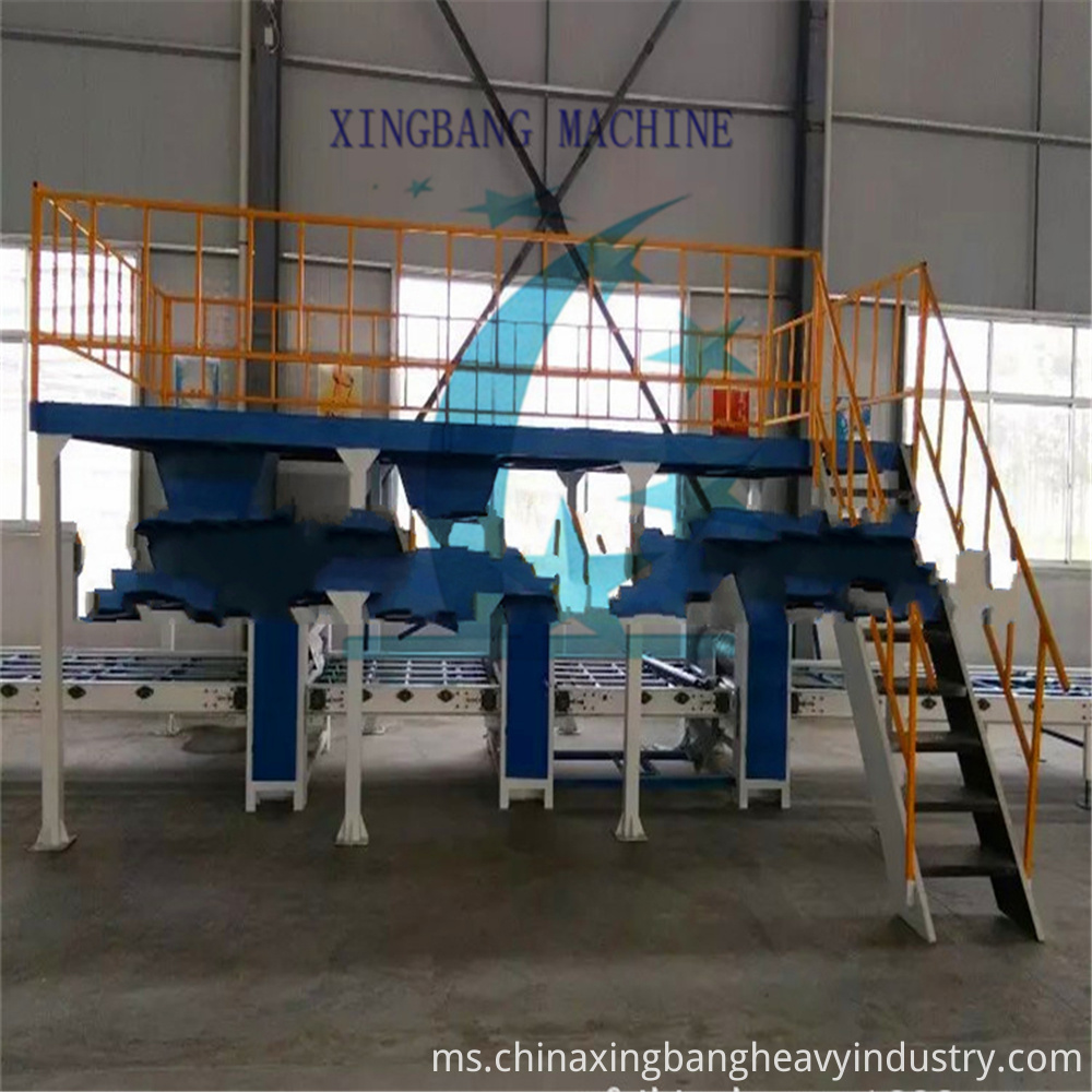 Magnesium Glass Composite Duct Equipment