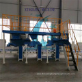 Automatic flue machine adjustable flue machine