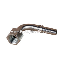 hydraulic bulkhead industrial swivel pressure hose fittings