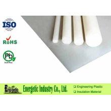 1020 X 2040mm Extruded White Pvdf Sheet / Polyvinylidene Fluoride