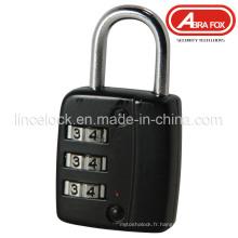 Verrouillage de mot de passe en alliage de zinc (513)