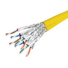 Hot selling SSTP passed fluke test cat6a cable