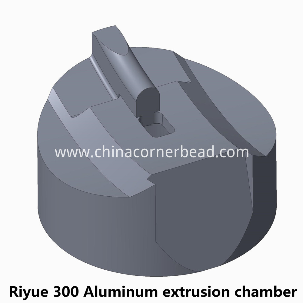 Riyue 300 Aluminum extrusion chamber