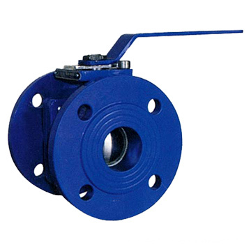 Flanged Ball Valve in Pn10
