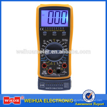 Network Test Multimeter DT4300A with USB Interface Cable Test