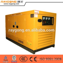 generador diesel fuan 200kw silencioso generador trifásico del pabellón