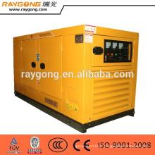 Générateur diesel fuan 200kw silencieux canopée générateur triphasé